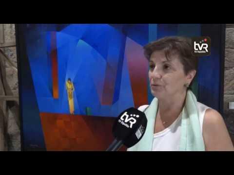 """Inauguració de la mostra """"Absència"""" de Manel Surroca"""