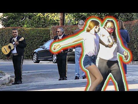 Jennifer Garner And Daughter Violet Bust Out Their Dance Moves On Cinco De Mayo