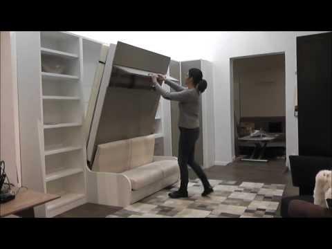 comment construire lit escamotable la r ponse est sur. Black Bedroom Furniture Sets. Home Design Ideas