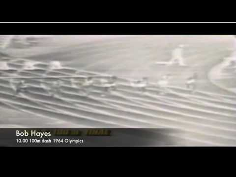 Bob Hayes vs. Usain Bolt