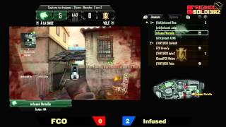 [Ep#14] ORIGINAL SOLDIERZ - Infused vs FCO - Map 2