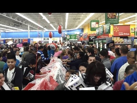 , title : 'Black Friday Madness Part of Consumption Craze'