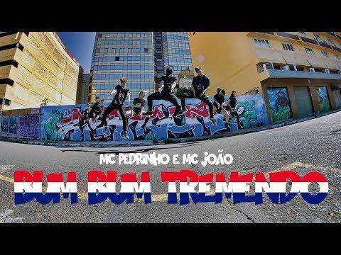 MC Pedrinho & MC João - Bum Bum Tremendo Coreografia  @broopz
