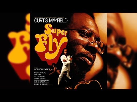 Curtis Mayfield - Pusherman (Official Audio)