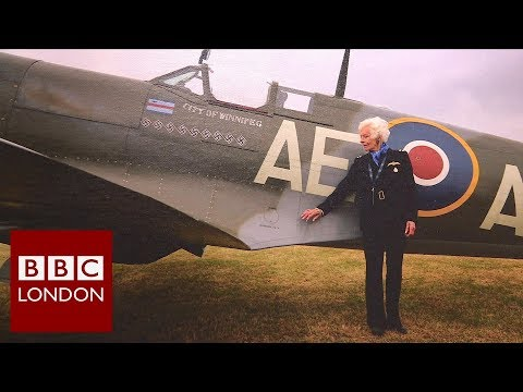 Video The last surviving female pilot from World War II download in MP3, 3GP, MP4, WEBM, AVI, FLV January 2017