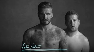 Fashion icon and soccer legend David Beckham shares an exclusive sneak peek of the advertisement launching his new ...