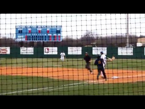 Video Highlights: Baseball at No. 17 Crowder (3/6/2016)