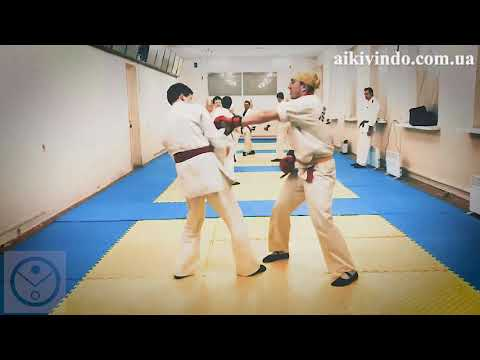 Aikido vs Wing Chun fast sparring. Спарринги. 28.03.18