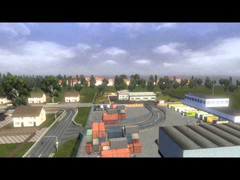 Spanish Industrial Zone Map v1.13.3