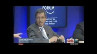 1005-2013 CNN Marketplace Africa 2046 - World Economic Forum On Africa