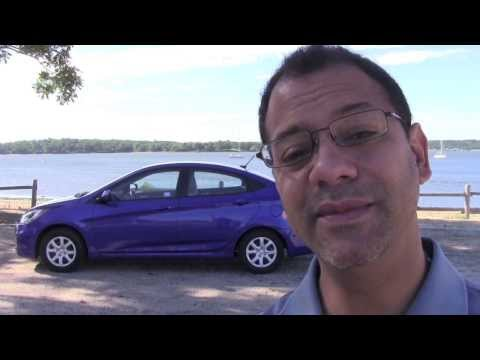 2013 Hyundai Accent Test Drive and Car Review