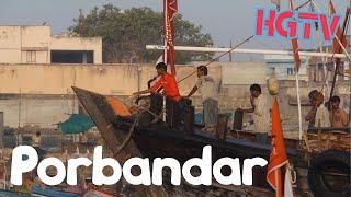 Porbandar India  city photo : Porbandar Gujarat India
