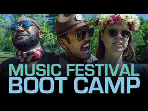 Music Festival Boot Camp