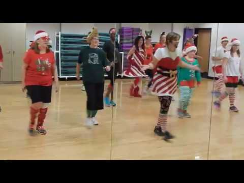 Christmas Medley by Home Free (Rockin Around; Have A Holly Jolly; Jingle Bell Rock ZUMBA GOLD