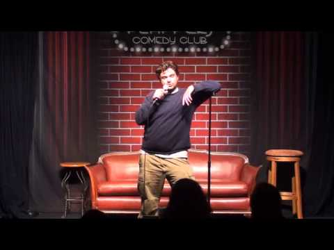 Jack Zullo 6 Minute Stand Up Comedy, 1st show of 2013