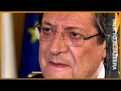 🇨🇾 Nicos Anastasiades: Cyprus, Turkey and the gas standoff   Al Jazeera English