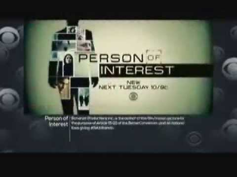 Person of Interest 4.09 (Preview)