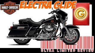 9. 2010 Harley Davidson Electra Glide Ultra Limited Review