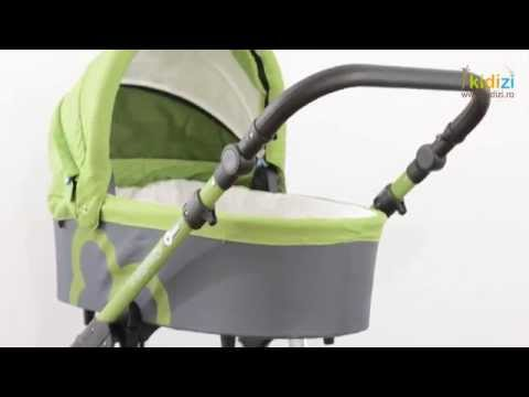 Prezentare video Baby Design carucior multifunctional Lupo