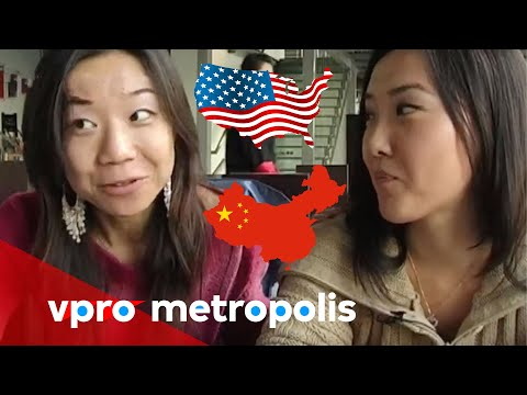American Born Chinese go back to China