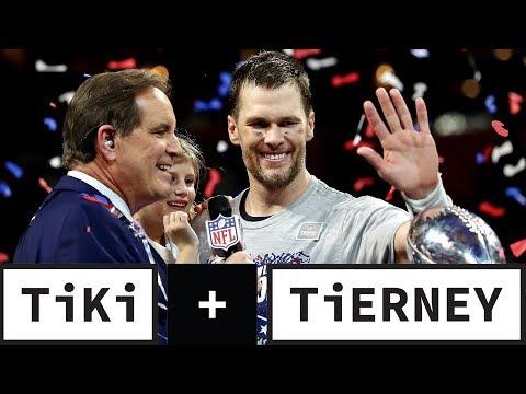 Video: Patriots Win Super Bowl LIII | Tiki & Tierney