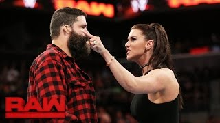 Nonton Stephanie McMahon fires Mick Foley: Raw, March 20, 2017 Film Subtitle Indonesia Streaming Movie Download