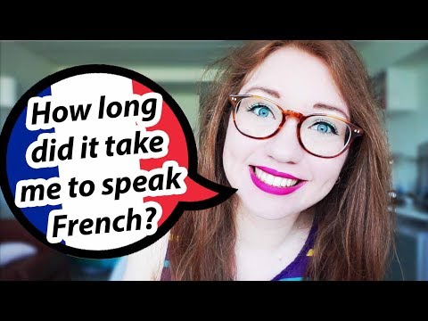 How Long Did It Take Me To SPEAK French? | Self-taught French Journey Years 0-2