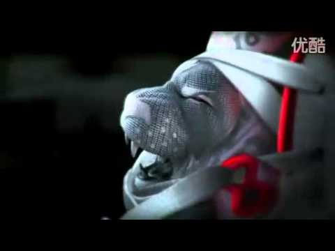Video: Nike LeBron 8 V/2 – Lion Commercial