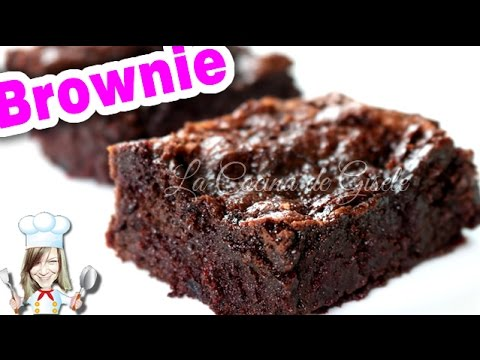 Brownie de Chocolate ❤ Receta FACIL paso a paso