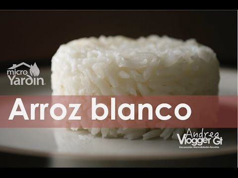 Receta De Arroz Blanco Perfecto HD