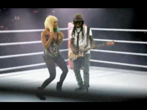 Lil Wayne ft Nicki Minaj- Knockout(Official Video Uncensored)