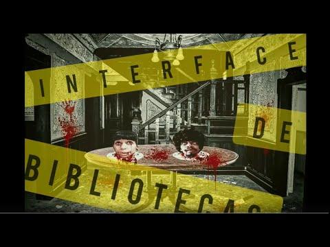 Interface de Bibliotecas: ''Raphael Montes Parte 01'' (Fábrica de Cultura Cidade Tiradentes)