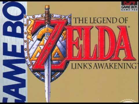 38.Zelda Link's Awakening OST - Link and Marin's Ballad Of The Wind Fish