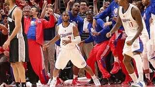 Chris Paul Heroics Lead Clippers to Game 7 Victory