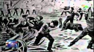 Entre os acontecimentos que deram origem ao Dia do Trabalhador em termos mundiais, está o Massacre de Haymarket Square...