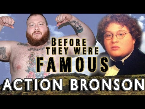 ACTION BRONSON | BEFORE THEY WERE FAMOUS @ActionBronson