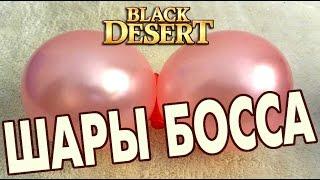 Black Desert (RU) - Шарики с БОСов  / Рейд босы
