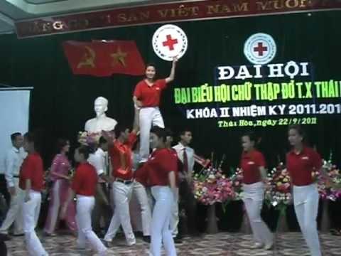 Đại hội CTĐ Thị xã Thái hoà lần thứ 2 nhiệm ky 2011-2016