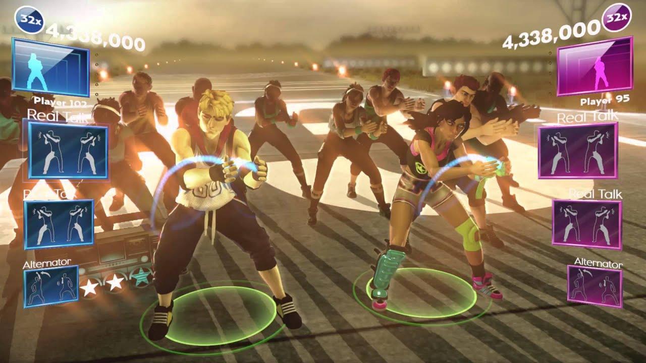 [E3 2014] Dance Central: Spotlight – Trailer
