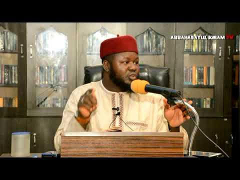 10. HUQBATU MINA TARIK  sheikh musa yusuf asadusunnah
