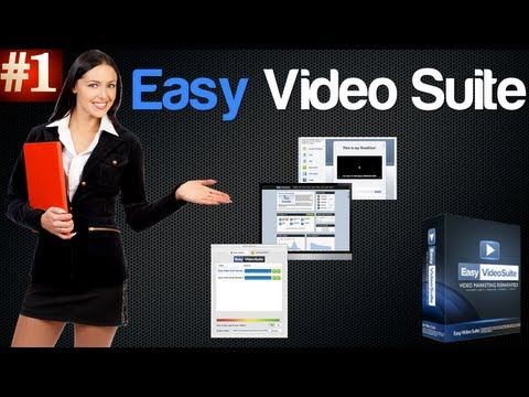 Easy Video Suite Video Marketing Tool – Easy Video Suite Features