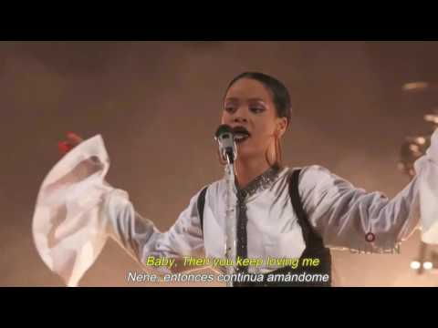 Rihanna - Love On The Brain (Sub Español - Lyrics)