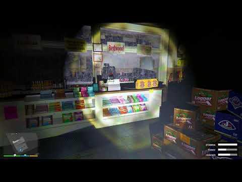 СТРАШНЫЙ МОНСТР В ЗАБРОШЕННОМ ДОМЕ В GTA 5 МОДЫ! МОНСТР НАПАЛ НА МЕНЯ ОБЗОР МОДА ГТА 5 GTA 5 (видео)