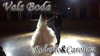 Vals Boda  Thinking Out Load  Roberto y Carolina  iramlumbreras