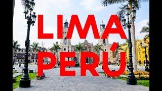 TURISMO PERU / Trip en Lima