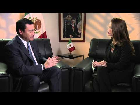 Miguel Ángel Osorio Chong - Entrevista Paulina Sodi