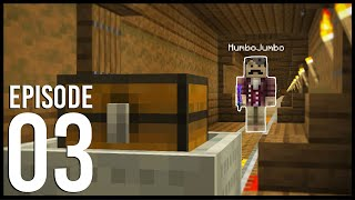 Hermitcraft 7: Episode 3 - MESSAGES TO MUMBO