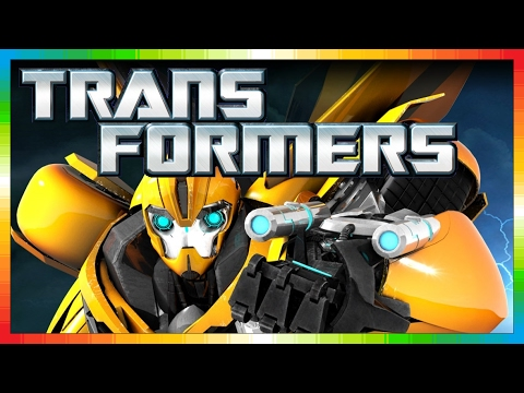 Download Transformers Prime - Optimus Prime - only kids movie from television series game (mini movies) HD Mp4 3GP Video and MP3