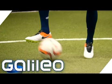 Was sind die 5 wichtigsten Dinge eines Fußballprofis? | Galileo Lunch Break