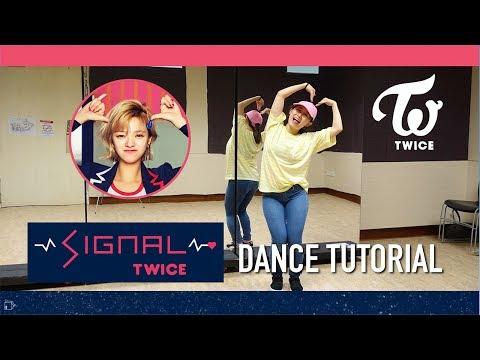 Twice Signal Dance Tutorial Full W Mirror Charissahoo 636 Mb